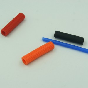 Custom mold soft Silicone rubber tubes rubber pipe for Air conditioner