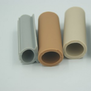 China manufacturer Silicone rubber heat shrink Wrap tubing