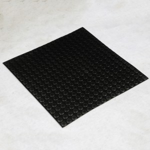 Round dot heavy duty Equine rubber tile Rubber stable floor mats for animial stable