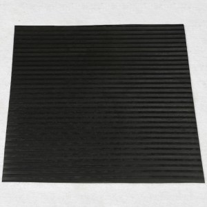 Anti-slip cow rubber mat agricultural rubber stable matting
